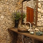 Stone in a bathroom33